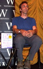 Will Self talks about his book 'The Book of Dave' at Nottingham in June 2006