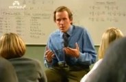 Ben Miller as 'the teacher'