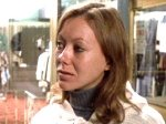 Jenny Agutter as Jill Mason in the film version of 'Equus'
