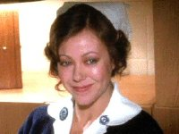 Jenny Agutter as Nurse Alex Price in 'An American Werewolf in London'