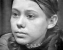 Jenny Agutter as a child