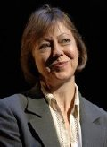 Jenny Agutter as Hesther Saloman in the stage version of 'Equus'