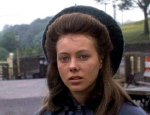 Jenny Agutter as Bobbie in the 1970 film 'The Railway Children'