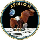 Apollo XI Mission insignia