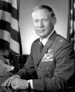 Buzz Aldrin in US Air Force dress uniform