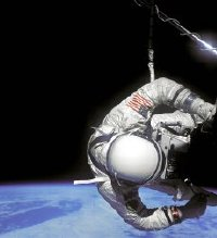 Buzz Aldrin's Gemini 12 space walk