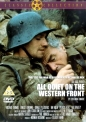 'All Quiet on the Western Front' dvd