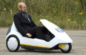 Alexander Armstrong as Clive Sinclair in 'Micro Men'