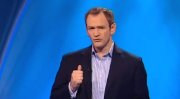 Alexander Armstrong presenting the first edition of 'Pointless'