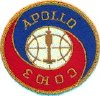 Apollo-Soyuz Test Project insignia patch