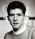 Alan Ball with Blackpool in 1962
