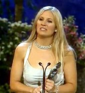 Alison Balsom acceptance speech at the Classical BRIT awards in 2009