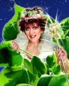 Poster from 'Jack and the Beanstalk' starring Amanda Barrie