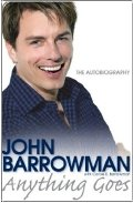 John Barrowman's autobiography 'Anything Goes'