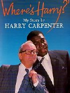 Frank Bruno with Harry Carpenter on the cover of Carpenter's book 'Where's Harry?'