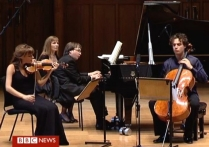 Lunchtime Prom from the Cadogan Hall featuring Nicola Benedetti, Alexei Grynyuk & Leonard Elschenbroich