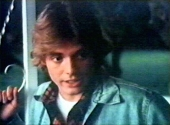 Michael Biehn as Tom Reardon in 'A Fire in the Sky' (1978)