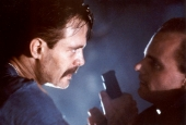 Michael Biehn & Ed Harris in 'The Abyss' (1989)