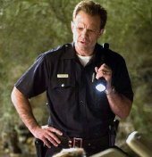 Michael Biehn as Bill Franklin in 'Take Me Home Tonight' (2011)