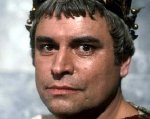 Brian Blessed as Augustus in the 1976 TV series 'I Claudius'