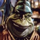 Brian Blessed's character Boss Nass in 'Star Wars'