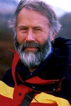 Chris Bonington in 1985