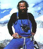 Chris Bonington in 1970