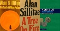 Alan Sillitoe's trilogy about William Posters