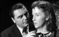Ernest Borgnine & Betsy Blair in 'Marty'