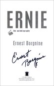 Signed title page of Ernest Borgnine's autobiography