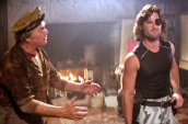 Ernest Borgnine & Kurt Russell in 'Escape From New York'