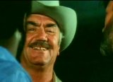 Ernest Borgnine as Sheriff Wallace in 'Convoy'