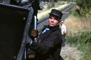 Ernest Borgnine as Shack in 'Emperor of the North'