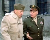 Telly Savalas & Ernest Borgnine in 'The Dirty Dozen: The Fatal Mission'