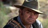 Ernest Borgnine as Dutch Engstrom in 'The Wild Bunch'