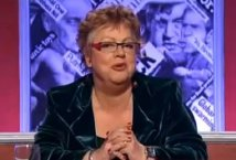 Jo Brand chairs 'Have I Got news For You'