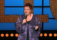 Jo Brand on 'Jack Dee Live at the Apollo'