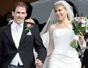 Rob Brydon marries Clare Holland
