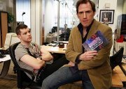 Rob Brydon in 'Annually Retentive'