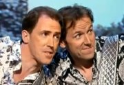 Rob Brydon and Ben Miller on 'QI'