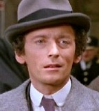 Robert Powell as Richard Hannay in 'The Thirty Nine Steps' (1978)