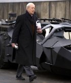 Michael Caine as Alfred in 'The Dark Knight' (2008)