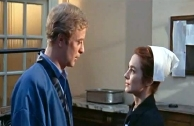 Michael Caine & Shirley Anne Field in 'Alfie' (1966)