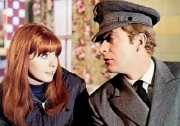 Michael Caine & Jane Asher in 'Alfie' (1966)