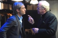 Jude Law & Micheal Caine in 'Sleuth' (2007)