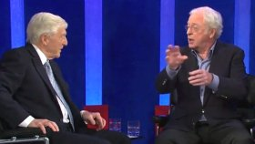 Sir Michael Caine interviewed on 'Parkinson' in 2007