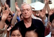 Michael Caine as Tom Fowler in 'The Quiet American' (2002)