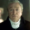 Michael Caine as Dr Royer-Collard in 'Quills' (2000)