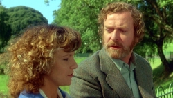 Julie Walters & Michael Caine in 'Educating Rita' (1983)