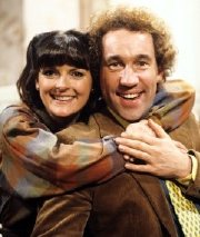Simon Callow & Brenda Blethyn in 'Chance in a Million'